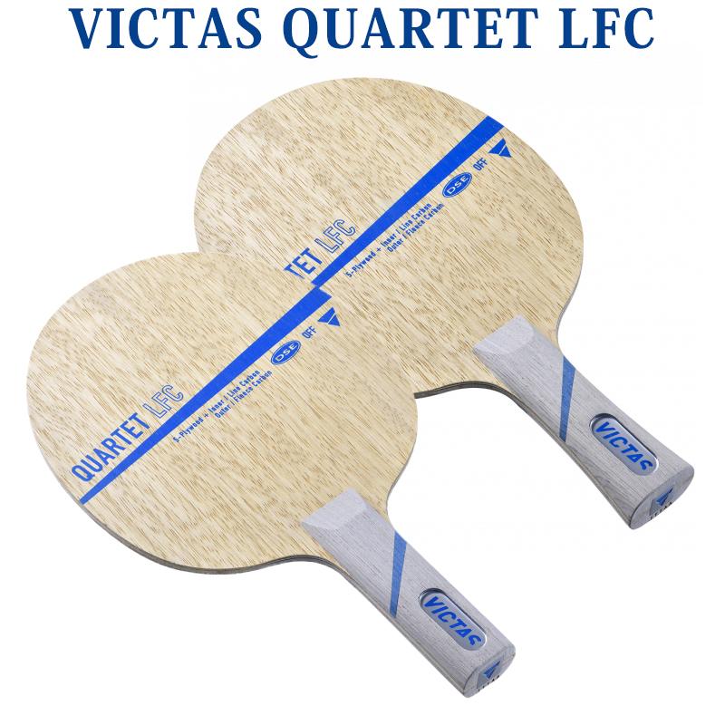 【取寄品】 VICTAS QUARTET LFC 02850x 2018SS 卓球
