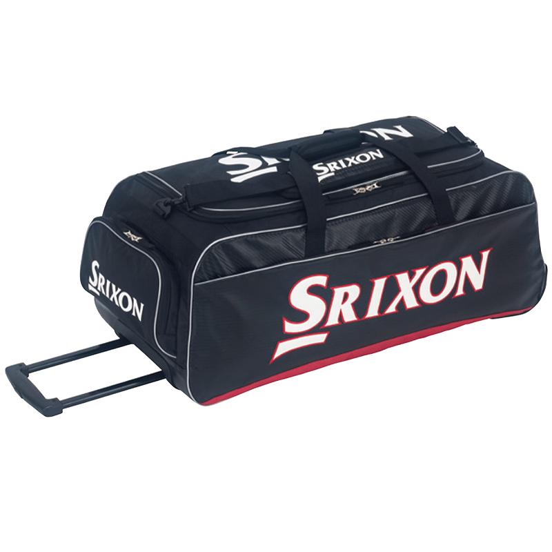 【在庫品】 スリクソン キャスターバッグ(ラケット収納可) SPC-2780テニス バッグ キャリーケース ラケット 収納 SRIXON 送料無料
