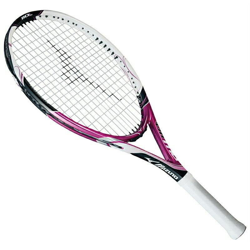 【取寄品】 ミズノPW 110L63JTH54064 テニス ラケット 硬式MIZUNO 2015AW 送料無料