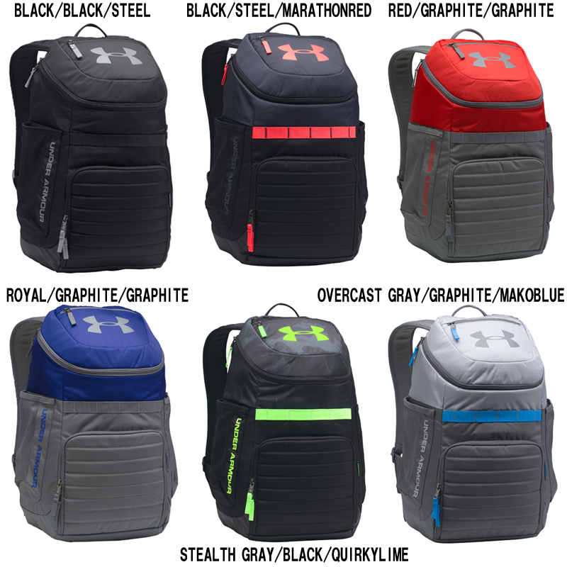 Under Armour UA UNDENIABLE 3.0 1294721 sports bag rucksack UNDER ARMOUR  autumn of 2017 winter model a4c8c2edf987e