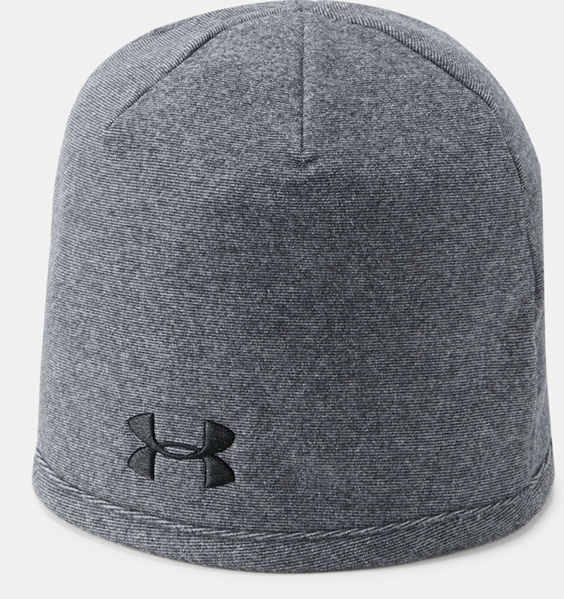 66e8b525f68 Under Armour UA SURVIVOR FLEECE BEANIE 1300837 men s 2018AW training saying  packet () correspondence 2018 new product 2018 UAPTUP with up to 400 yen  OFF ...