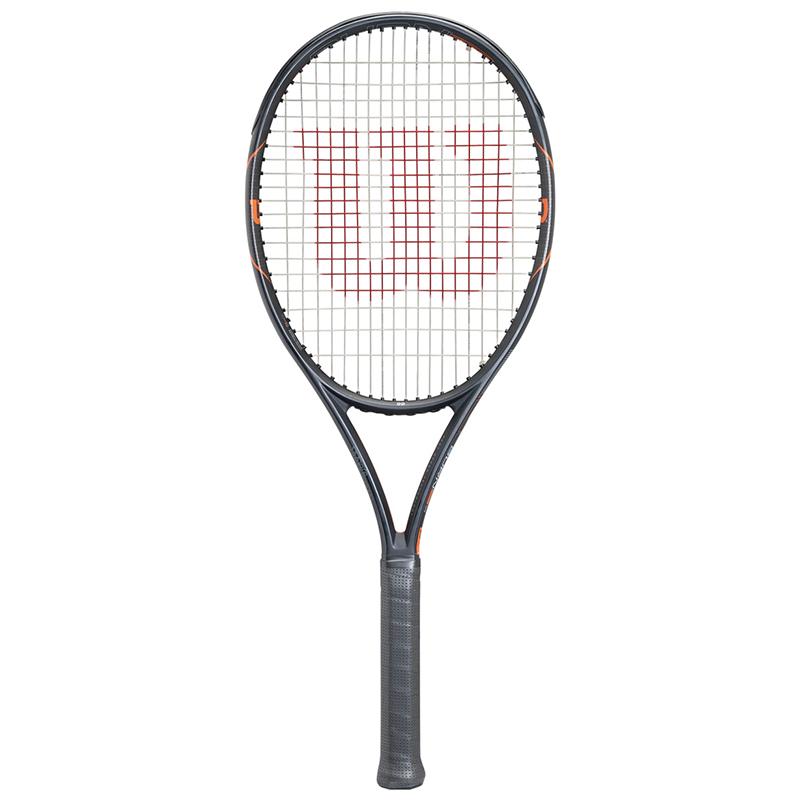 【在庫品】 ウイルソン BURN FST 99 バーン・エフエスティー・99WRT729110x テニス ラケット 硬式 Wilson 2016SS 送料無料 当店指定ガットでのガット張り無料!