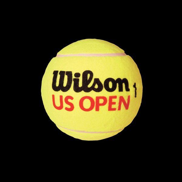 ウィルソン 日本産 ジャンボボール ウイルソン 《週末限定タイムセール》 US OPEN MINI wrt1415 ジャンボ ミニ Jumbo Ball ボール