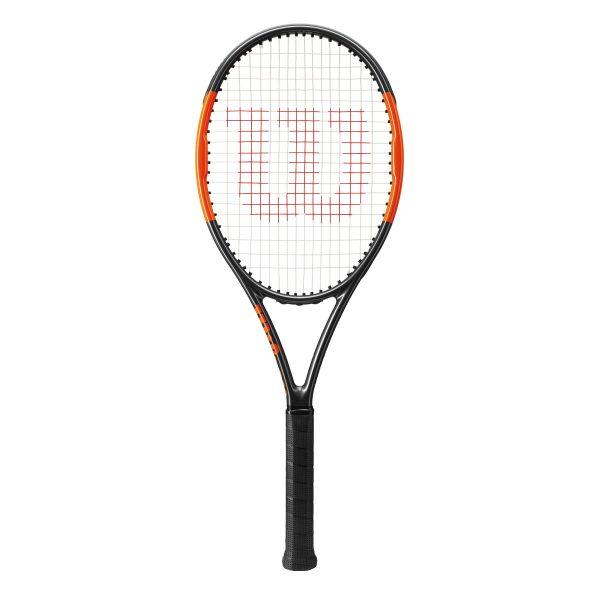 볼&그립 테이프 서비스! 윌슨 BURN 95 CV반 95 CV WRT734110x 테니스 라켓 경식 Wilson2017 년 봄여름 모델 저희 가게 지정 가트로의 가트 의욕 무료!