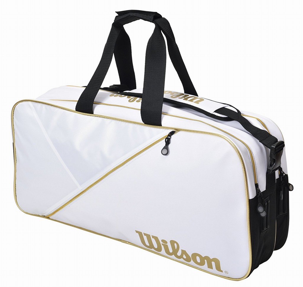 【在庫品】ウイルソン レクタングルバッグ4 WRZ894400 2018SS