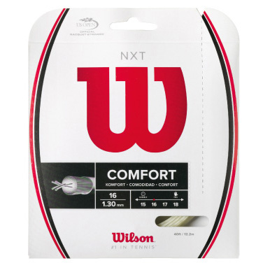 【在庫品】ウイルソン NXT16 200M REEL WRZ912700 硬式テニス テニスガット ストリング
