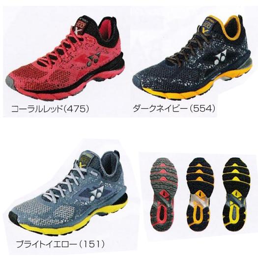 【在庫品】 ヨネックスセーフラン800エックス メン SAFERUN 800 X MENSHR800XMランニング ジョギング マラソン トレーニングシューズ レギュラー幅YONEX 2016AW