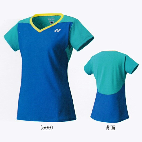 Packet () correspondence that a model says in the summer in the Yonex WOMEN  shirt 20344 tournament-style tennis wear Lady's game shirt uniform YONEX  spring ...
