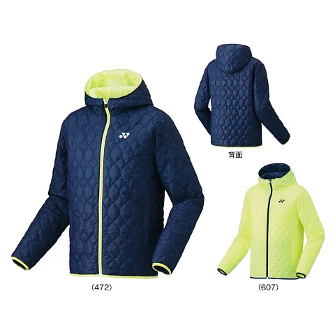 ヨネックス中綿ジャケット 90047バドミントン テニス ウエアウィンドブレーカー ウォームアップメンズ ユニセックス 男女兼用 YONEX 2017AW 送料無料 防寒 あったか 寒さ対策