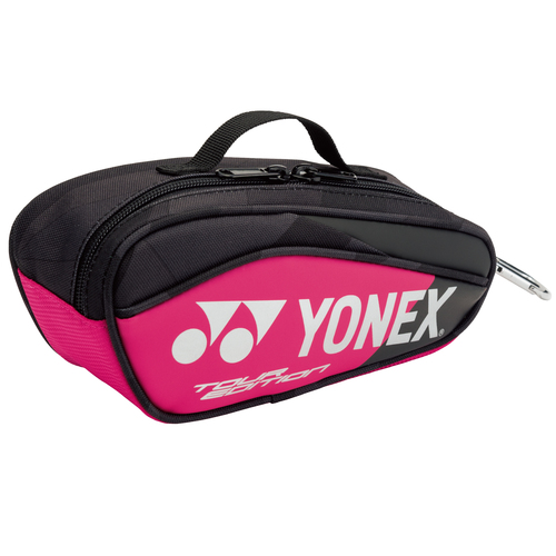 It supports a Yonex miniature racket bag BAG18MN 2018SS badminton tennis  software tennis lucky seal f19b960466587