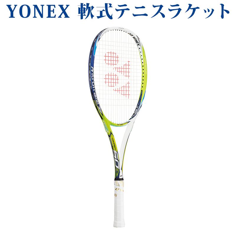 30%OFF  ヨネックス ネクシーガ60 NXG60-680 2018AW ソフトテニス 当店指定ガットでのガット張り無料 タイムセール