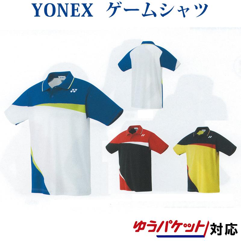 バドミントン 2019SS 10306 ヨネックスゲームシャツ 400円OFF