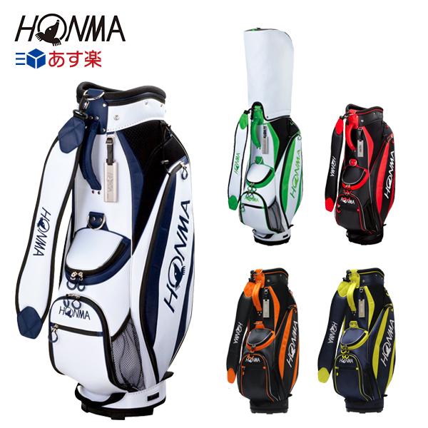 本間ゴルフ ホンマ コンパクトスポーツモデル キャディバッグ 8.5型 47インチ対応 日本正規品 CB-1732 【HONMA】【あす楽対応】