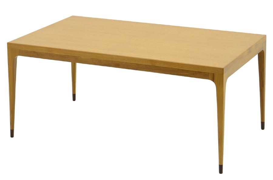 CHLOROSクロロス Antelope Leg センターテーブル 100cm【コーヒーテーブル ソファテーブル 北欧家具 デザイン チーク無垢材 チーク材 天然木 おしゃれ シンプル 高品質 おすすめ】