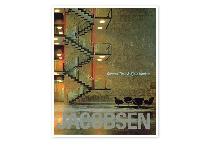洋書 Arne Jacobsen af Carsten Thau & Kjeld Vindum【北欧 デンマーク 家具 雑貨 本 書籍 洋書 雑誌 アート 作品集 デザイナー 参考書 建築 インテリア デザイン】