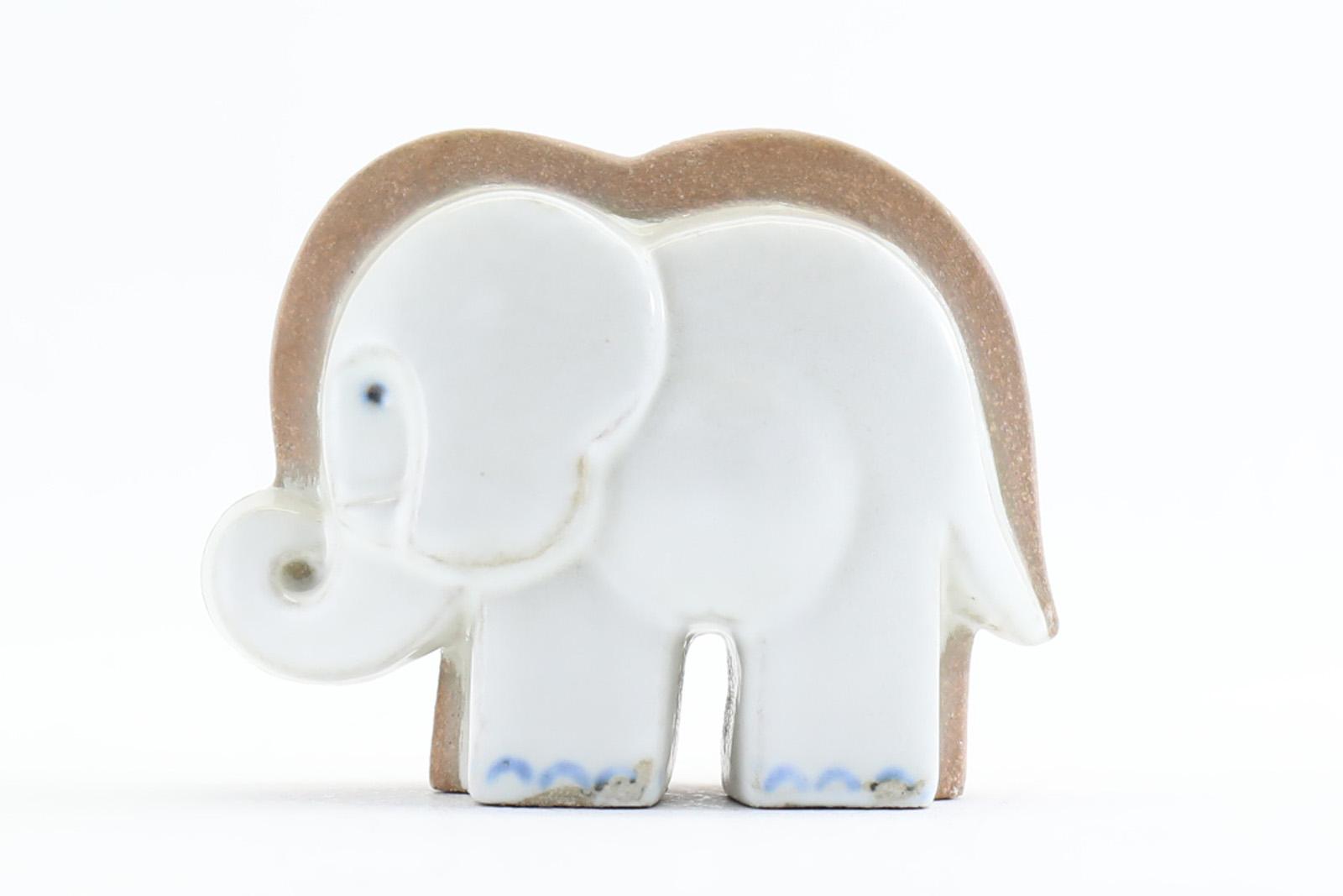 【送料395円】 Lisa Larson リサラーソン NoaksArk ノアの箱舟 Elefantゾウ【北欧雑貨 ビンテージ雑貨 アンティーク品 LisaLarson リサラーソン Gustavsberg グスタフスベリ】