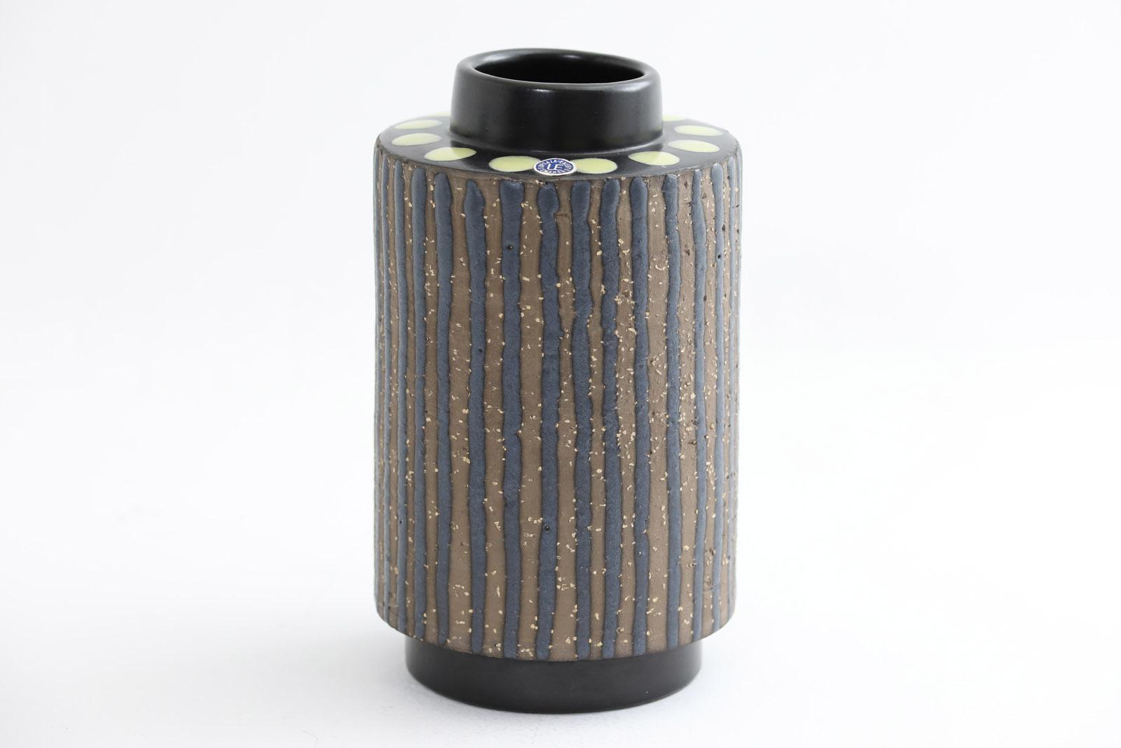 Mari Simmulson マリシムルソン フラワーベース【北欧雑貨 ビンテージ雑貨 アンティーク品 スウェーデン製 一輪挿し 花瓶】