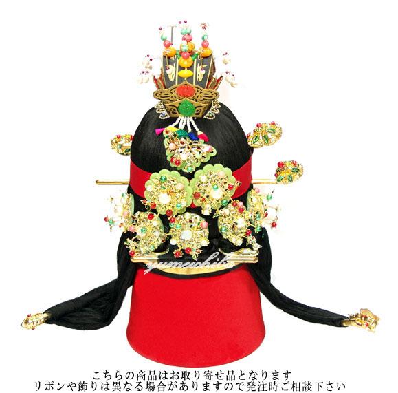 韓国ドラマの中の三つ編み王妃のかつら5?wig-katura5-s【ギフト】【お土産】