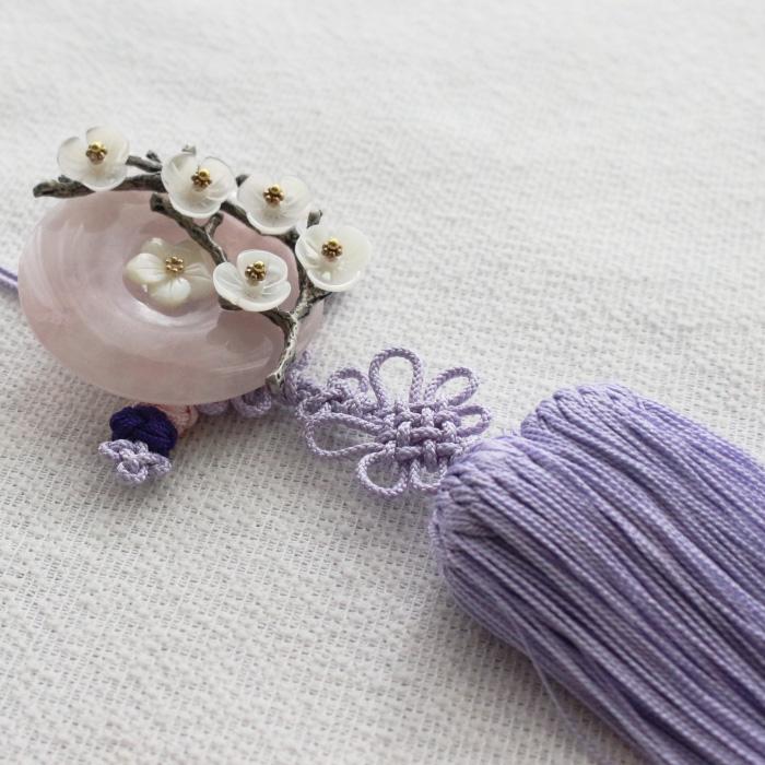 愛と喜びの訪れ天然石ノリゲ紫■norige-b-13-s【ギフト】【お土産】