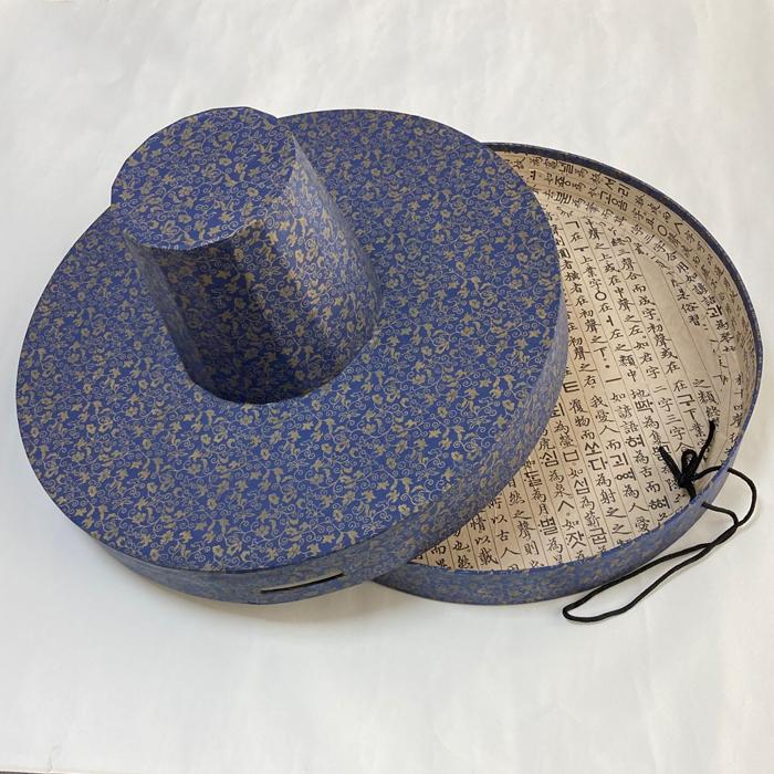 韓国伝統笠子帽(カッ)のケース■katsucase-1-s