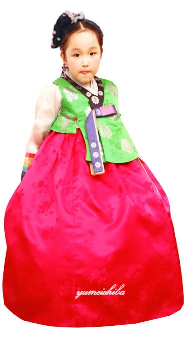 ■子供チマチョゴリ販売セットtパナム(身長84cm 1号サイズ)■エンジェルシリーズ■目安年令1-2才■sa-gt0912-06-1