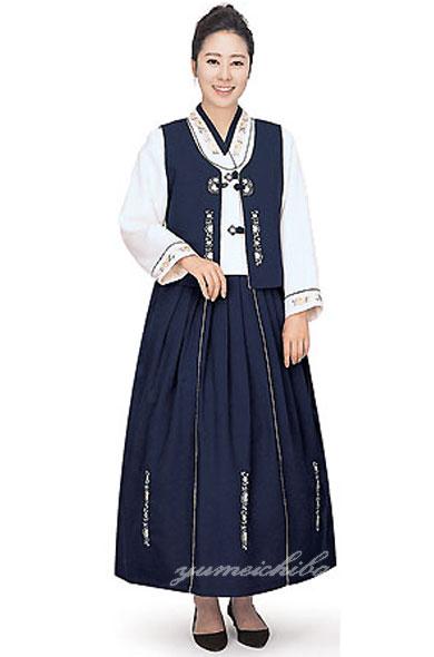 縫製済レディメードケリャンチョゴリ取寄せ販売・13k-078■k-sok-13k-078-s