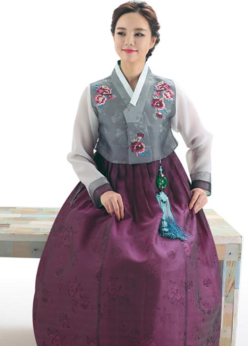 縫製済レディメードケリャンチョゴリ取寄せ販売・-k17579■o-sok-k17579-s