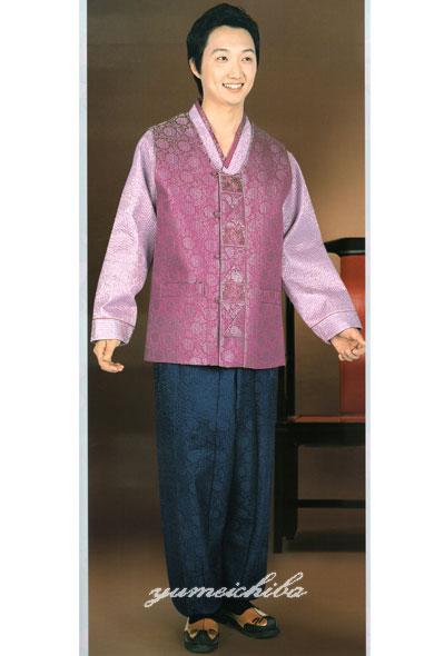 縫製済レディメードパジチョゴリ取寄せ販売・13e-563■p-sok-13e-563-s