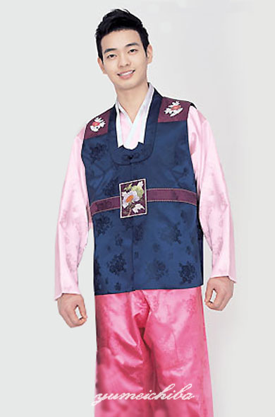 縫製済レディメードパジチョゴリ取寄せ販売・13k-015■p-sok-13k-015-s