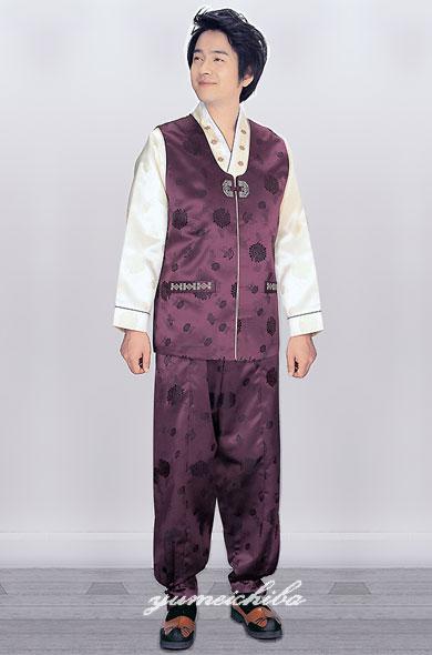 縫製済レディメードパジチョゴリ取寄せ販売・13k-057■p-sok-13k-057-s