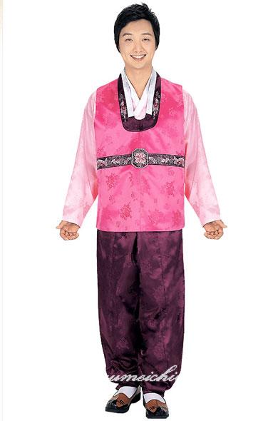 縫製済レディメードパジチョゴリ取寄せ販売・13k-073■p-sok-13k-073-s