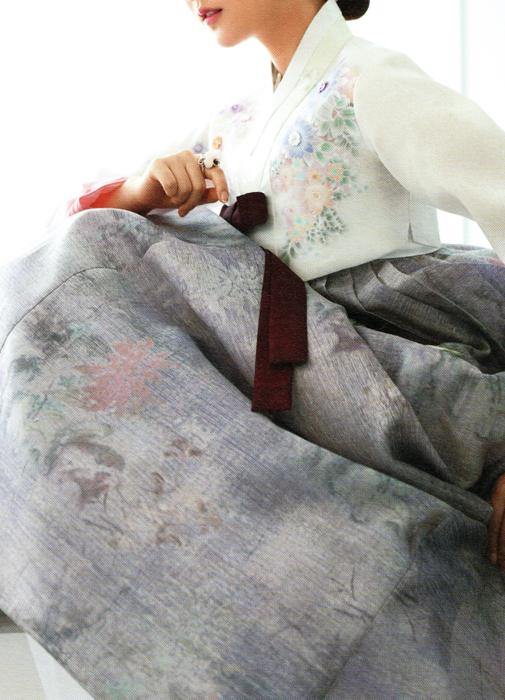 【レンタル】437_チマチョゴリレンタル韓服化繊_バスト85~95cm_身長+靴高さ166~169cm■o-rental-437-s