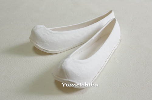 大事な旅立ちのために お急ぎの方は御電話下さい 推奨 女性用■kamikutuw-1-s OUTLET SALE 韓国葬祭用故人用の紙靴