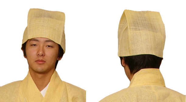 大切な故人のために お急ぎの方は御電話下さい 新作からSALEアイテム等お得な商品 満載 ブランド激安セール会場 韓国葬祭喪主 親族用麻の帽子 ■sanboku2-s