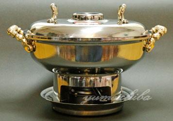 韓国宮廷式鍋神仙炉 (シンソルロ)■shinsorlr-1-s【ギフト】【お土産】【長寿祝】