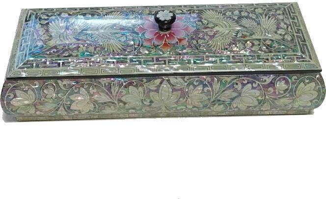 高級螺鈿の韓国カトラリーボックス・箸入れ■sujoire-2-s【ギフト】【お土産】【引出物】【結婚祝】