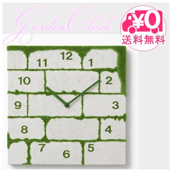 【送料無料】 壁掛け時計 ガーデンレトロ 017-210 (ot) 時計 掛時計 インテリア ガーデン カントリー クロック ウォールクロック =