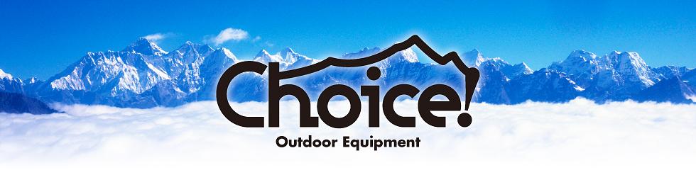 Choice!:登山/トレッキング/バックカントリー/スノーボード 用品販売