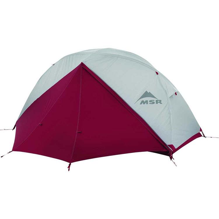 MSR エムエスアール ELIXIR 1 エリクサー 入門者にもおすすめ テント泊 専用フットプリント付き