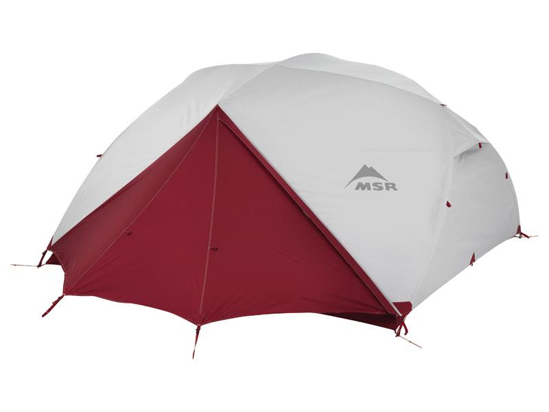 MSR エムエスアール ELIXIR 4 エリクサー 4 入門者にもおすすめ テント泊 専用フットプリント付き