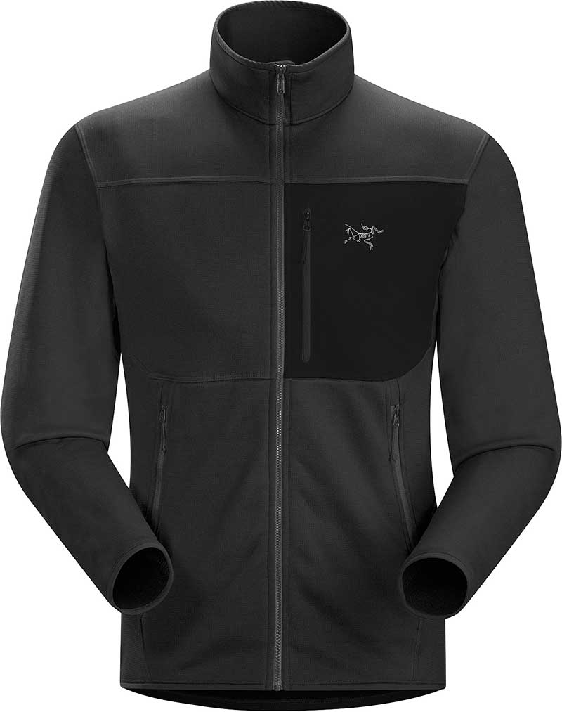 ARC'TERYX アークテリクス 2015FW Fortrez Jacket Mens / Carbon Cop