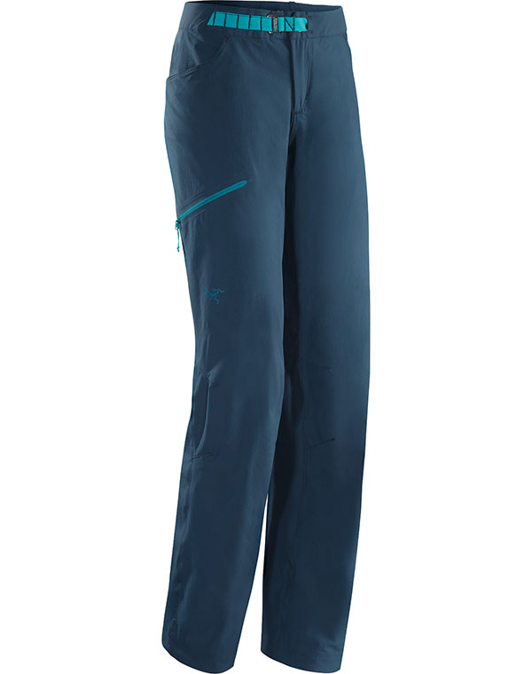 2016SS ARC'TERYX アークテリクス Psiphon SL Pants Womens / Blue Moon
