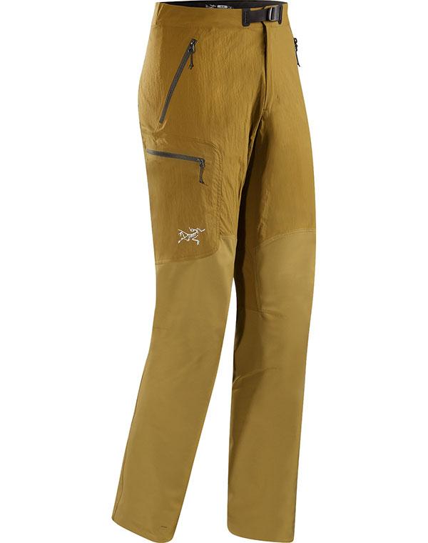 2016SS ARC'TERYX アークテリクス Gamma SL Hybrid Pant Mens Muskeg