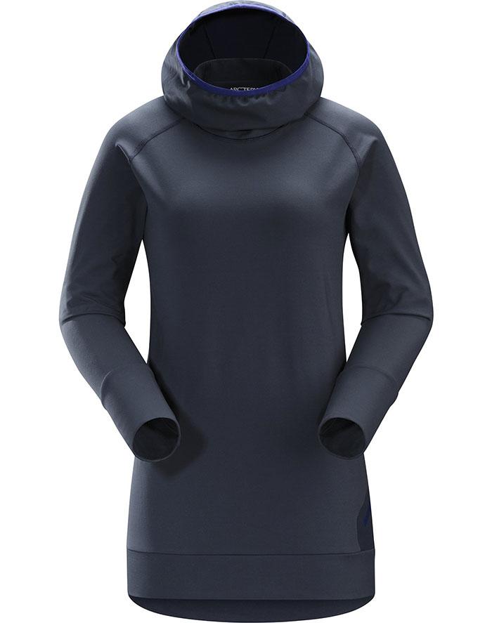 ARC'TERYX アークテリクス FW17 Vertices Hoody Womens Black Sapphire