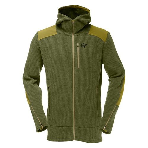 NORRONA ノローナ 18FW tamok warm/wool2 Zip Hood (M)