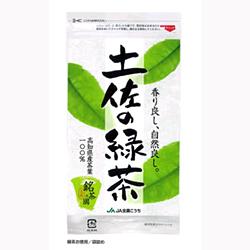 古来より良質のお茶の産地として有名な土佐の山間から美味しい高知の緑茶がでました お茶 ランキングTOP10 土佐の緑茶 春の新作シューズ満載 高知産 80g 煎茶 日本茶 土佐茶 シルバー