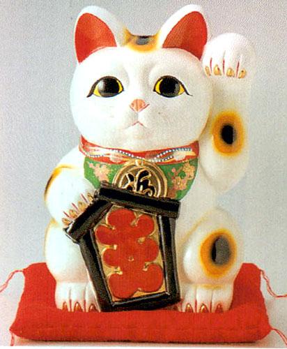 ビッグ割引 ★白大入猫(座布団付)13号(L-3531), フラワーショップブーケ:13cbf9b4 --- canoncity.azurewebsites.net