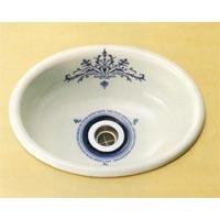 ★コレクティブルズ・手洗い鉢(Sサイズ・オーバル)/★(b59-06-217260)