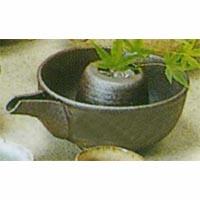 (雑貨)長谷製陶 片口冷酒器 南蛮(氷入れ付)◎送料無料