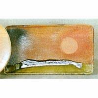 (雑貨)長谷製陶 伊賀の山並 長角皿◎送料無料